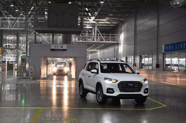 带动汽车产值超千亿,北京现代沧州工厂推动产业升级-车神网