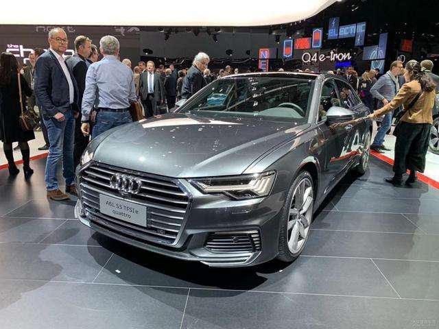 2019日内瓦车展:奥迪A6L 55TFSIe首发-车神网