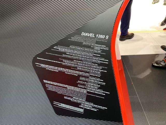 2019日内瓦车展:杜卡迪新款大魔鬼首发-汽车氪