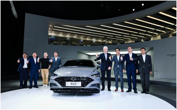技术新产品新体验北京现代开启新时代序幕