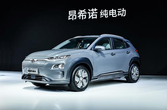 合资纯电SUV首发亮相昂希诺纯电动树立细分市场标杆