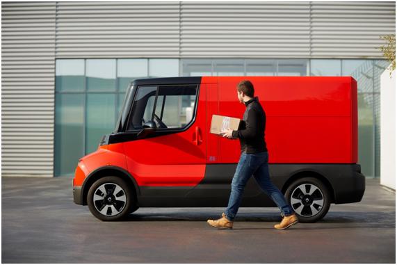 """雷诺EZ-FLEX:为""""最后一英里""""城市交付服务提供创新体验"""