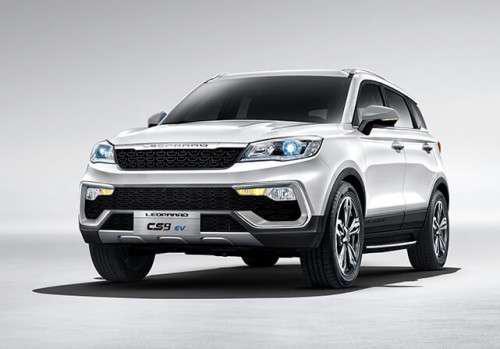 """""""触电型""""SUV——猎豹CS9EV,转型--改变"""