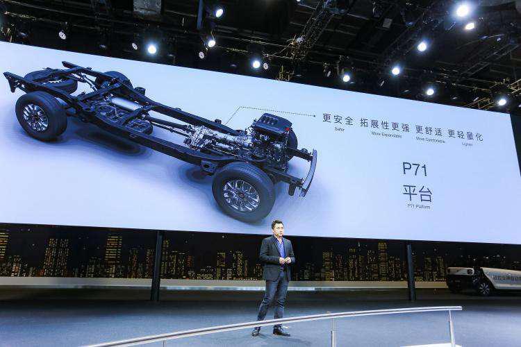 乘用皮卡、越野皮卡、商用皮卡 中国首款乘用化大皮卡长城炮全球首发