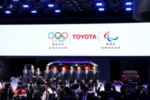 上海车展之外一汽丰田深度强化全业务链