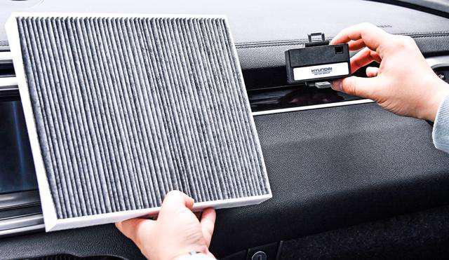 现代汽车成功研发车载智能空气净化系统