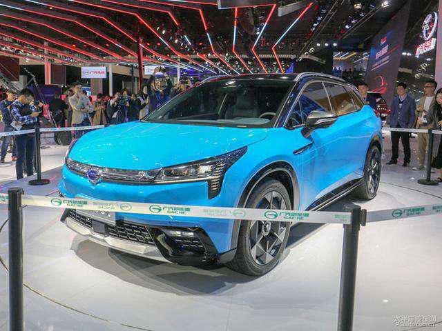广汽新能源Aion LX 9月上市 续航超600km-汽车氪