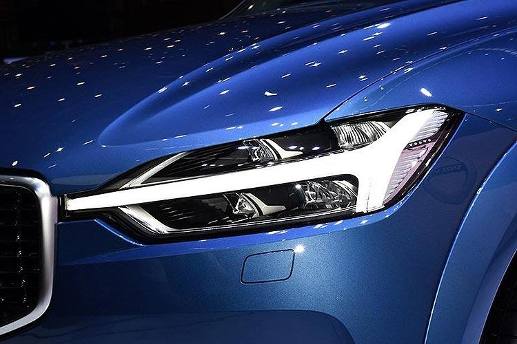 年底在成都投产 全新沃尔沃XC60亮相日内瓦车展-车神网