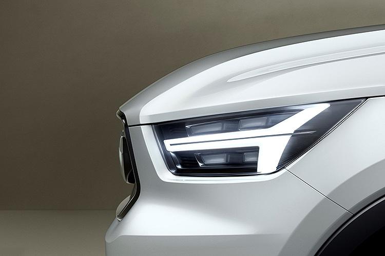 插电式混动版才是核心 沃尔沃XC40量产版将于3月首发-汽车氪
