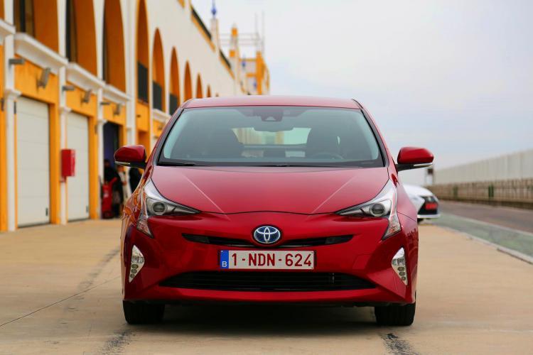 新一代普锐斯最快2017年引入国内-汽车氪