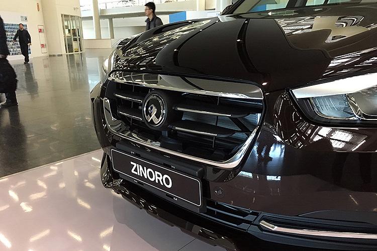 之诺60H紧凑级SUV将于3月21日上市-汽车氪
