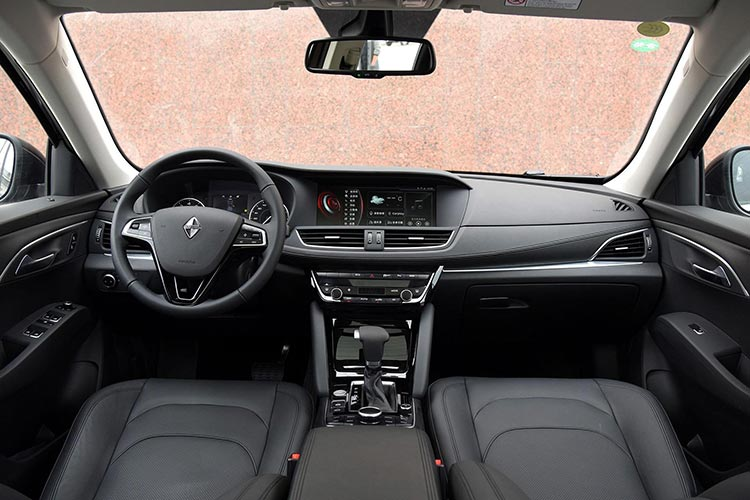 最大续航250km 宝沃BX7中型纯电动SUV将于年内上市-汽车氪