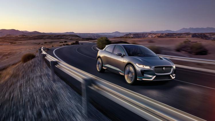 捷豹 I-PACE 将成为日内瓦车展重磅新能源车 多图抢先预览-汽车氪