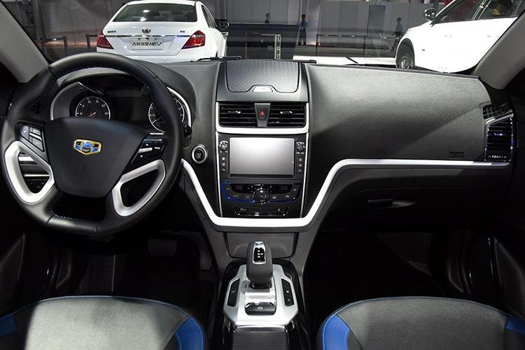 续航达300km 新款吉利帝豪EV将于3月9日上市-汽车氪