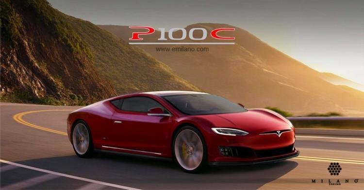 PS 大神新作:特斯拉双门 GT 和敞篷 GT-汽车氪