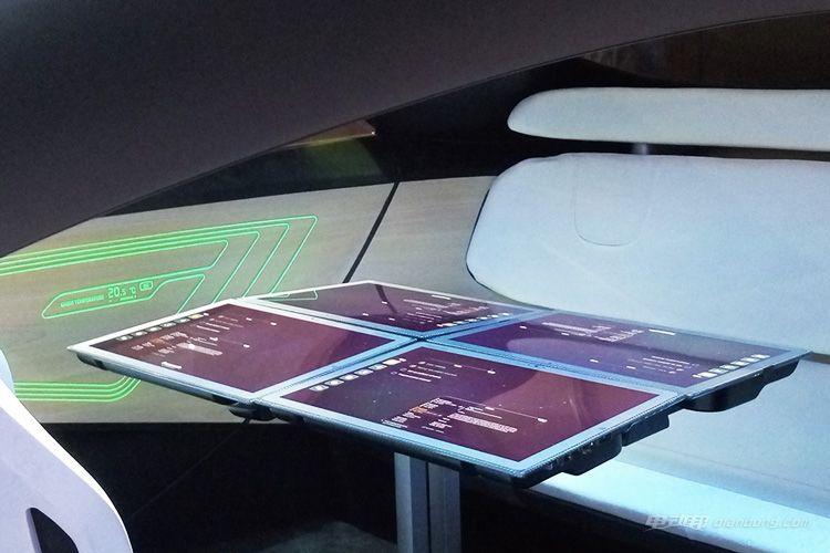 做电器的也要做车 松下发布自动驾驶概念车-车神网