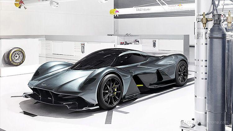 可以合法上路 梅赛德斯-AMG公布F1混动超跑-汽车氪