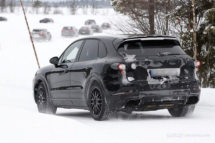 宝马X6的对手 保时捷将出卡宴轿跑版并推混动-汽车氪