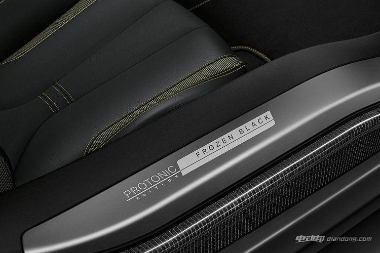 日内瓦车展首发 宝马i8两款特别版官图-车神网