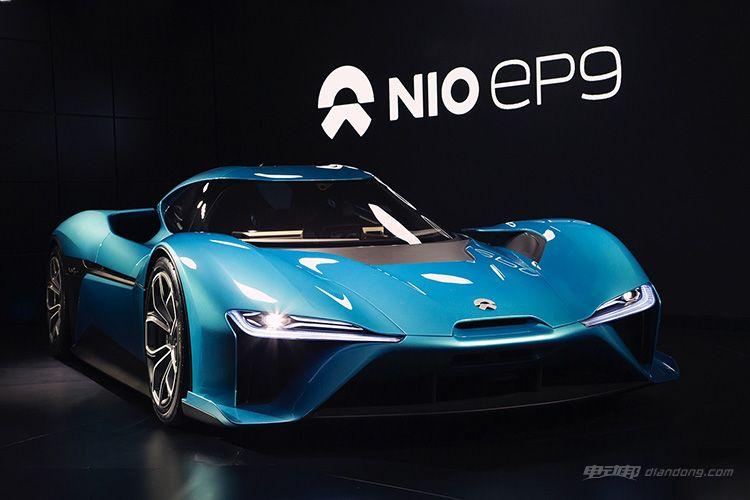 地球最快电动车蔚莱ep9入关中国-汽车氪