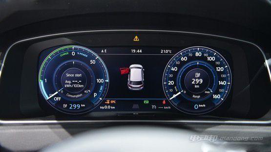 新款大众e-Golf发布 最大续航300公里-汽车氪