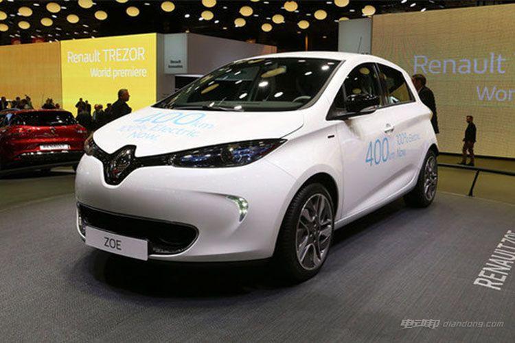雷诺将在2017日内瓦车展发布全新电动车-车神网
