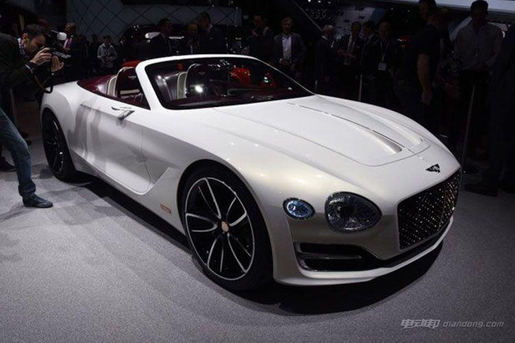 宾利EXP 12 Speed 6e电动概念车正式发布-汽车氪
