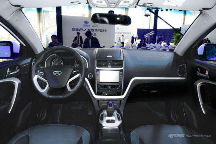 吉利帝豪EV300正式上市 补贴后售价12.88-14.98万元-汽车氪