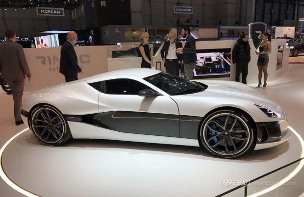 克罗地亚品牌Rimac新款Concept One发布-汽车氪