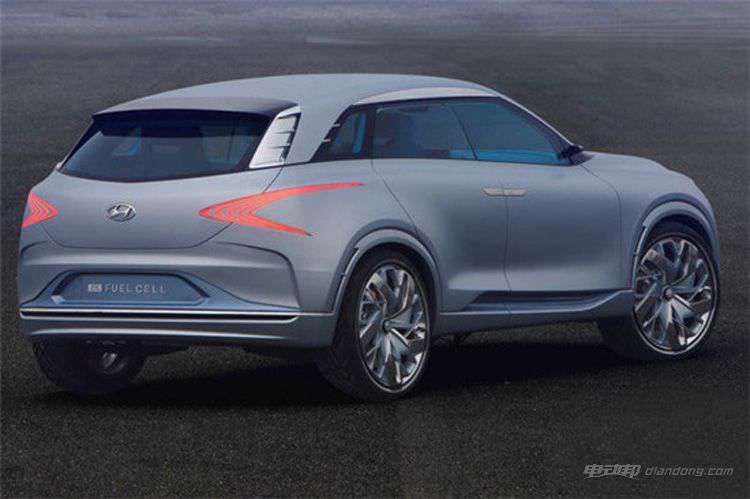 现代汽车发布下一代燃料电池车FE-车神网