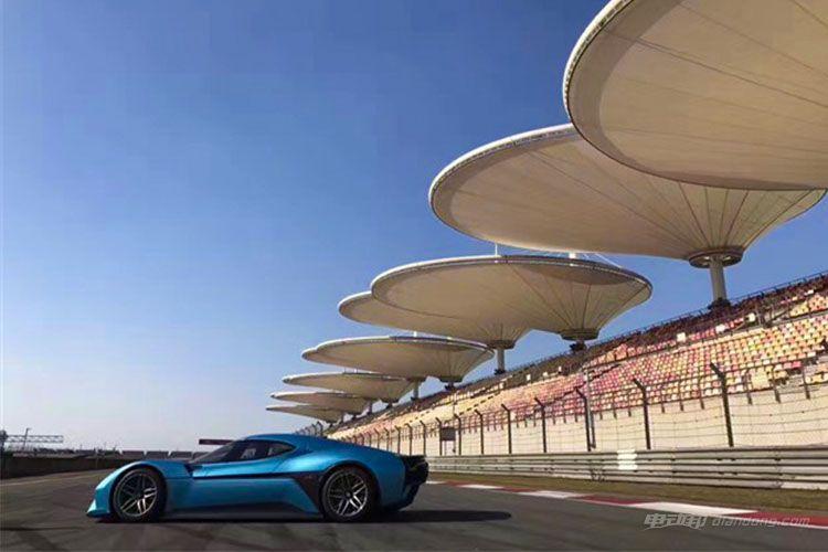 蔚来汽车EP9打破上海赛车场单圈记录 上海车展正式亮相-汽车氪