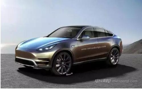 特斯拉Model Y谍照 2018投产 或售4.5万美金-汽车氪