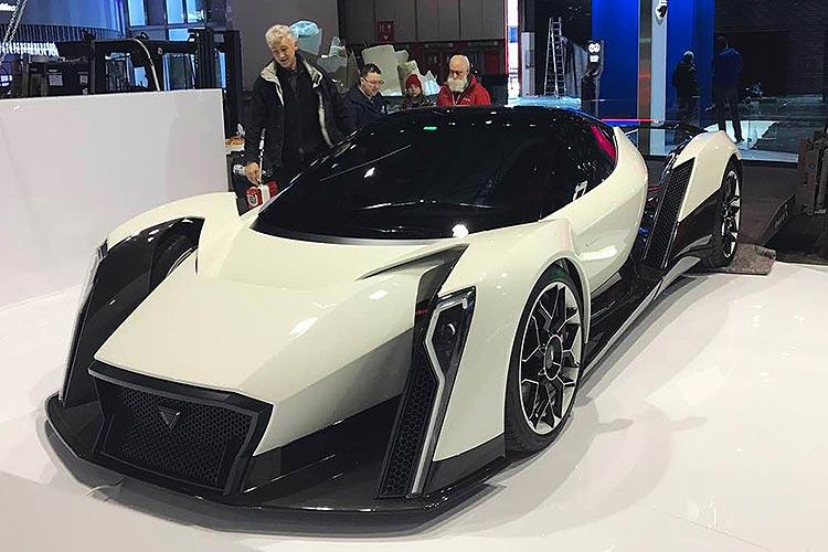 2017日内瓦车展上最值得关注的15款新能源车-汽车氪