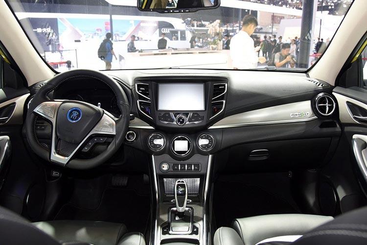 提供续航270km和300km版可选 比亚迪宋EV将于4月上市-汽车氪