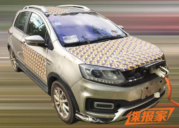 等速续航超过350km 云度A301小型SUV将于4月首发-汽车氪