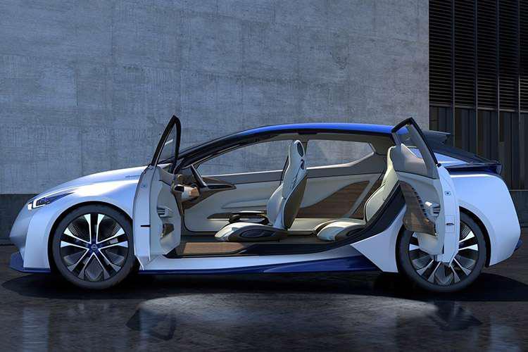 配自动驾驶/最大续航322km 日产新聆风将于9月首发-汽车氪