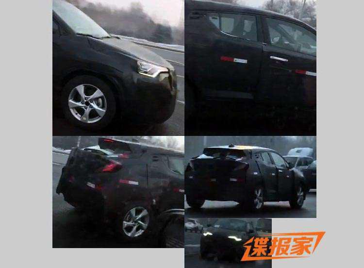 丰田小型 SUV 深度了解丰田C-HR-汽车氪