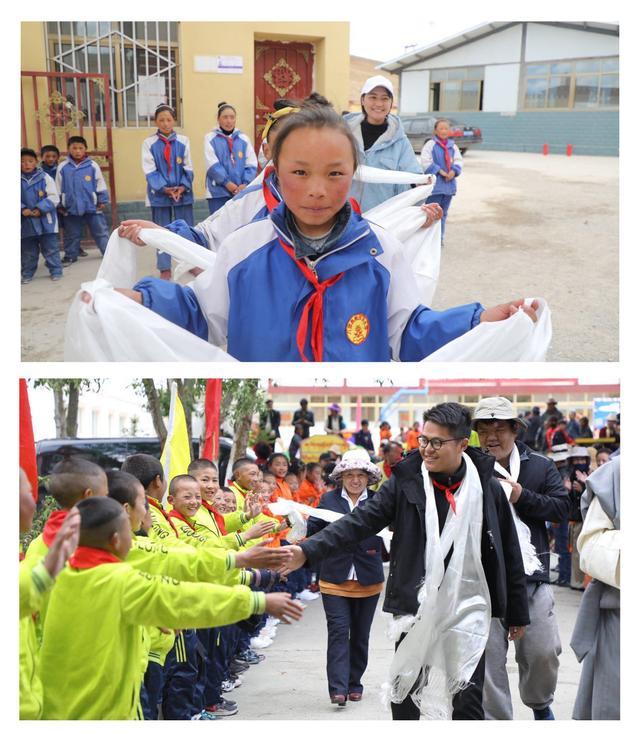 """雪域高原上的六一儿童节 福建奔驰""""启明星计划""""走进西藏-车神网"""