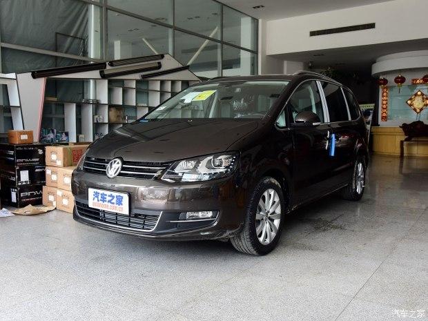 3月20日上市 夏朗6座版将登陆中国市场-汽车氪