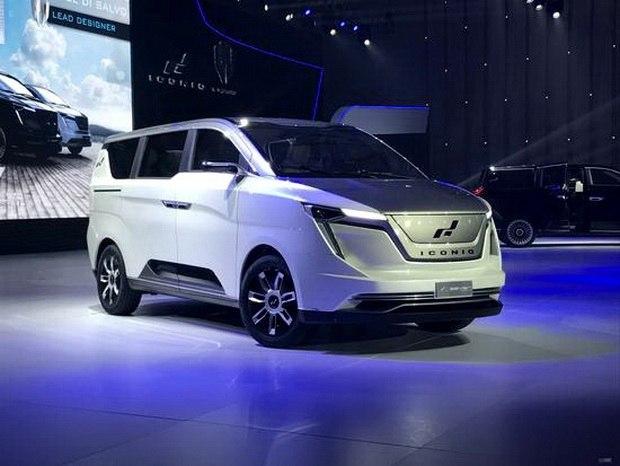2019年量产上市 ICONIQ Seven正式发布-汽车氪