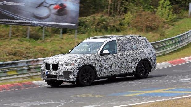 7座SUV 宝马X7概念车或将于9月份亮相-车神网