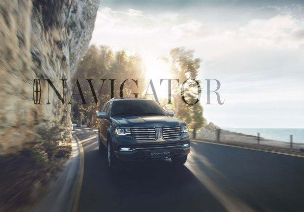2017款林肯领航员正式上市 售98.88万元-车神网