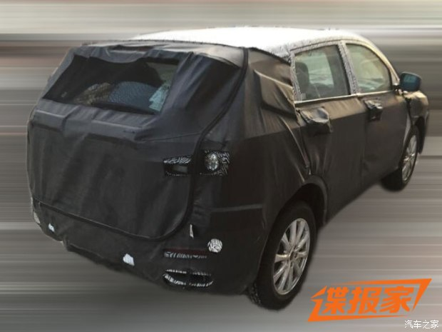 丰富产品线 吉利年内推出两款紧凑型SUV-车神网