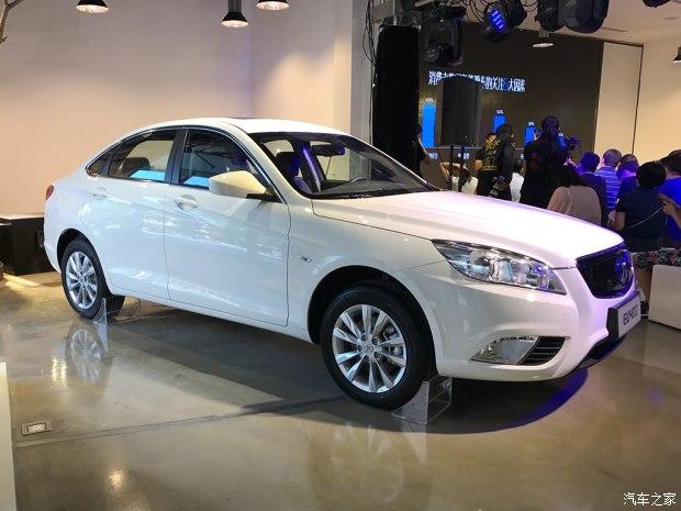 售22.49万元 北汽新能源EU400正式上市-汽车氪