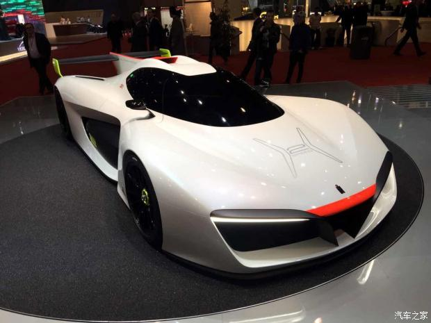 瞄准中美市场 Mahindra或推纯电动超跑-汽车氪