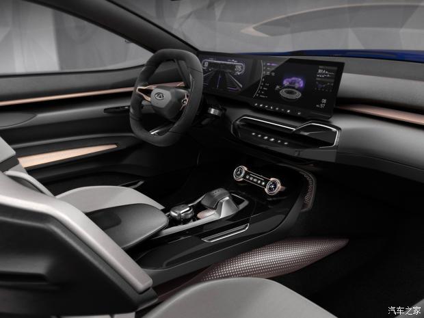 填补产品空白 瑞虎轿跑SUV概念车首发-车神网