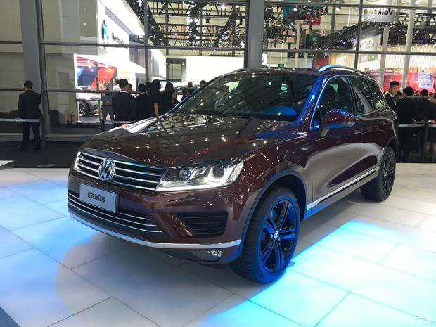 售82.98万元 2017款途锐远征版上市-汽车氪