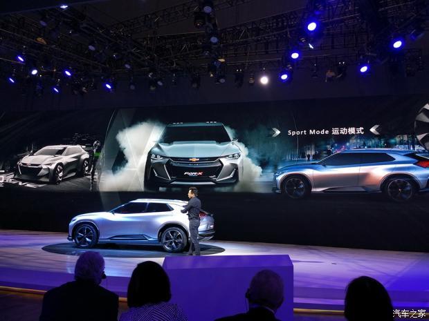 雪佛兰FNR-X概念车全球首次亮相-汽车氪