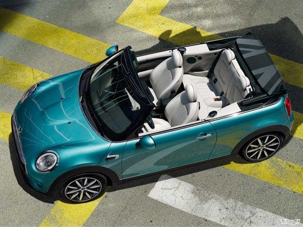 售34.50-39.50万 MINI敞篷版自由派上市-汽车氪