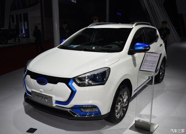 江淮iEV7S车型正式发布 续航280km-车神网
